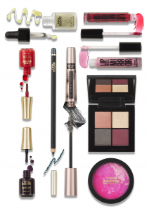 Colección Maquillaje Raw Luxure TEN IMAGE