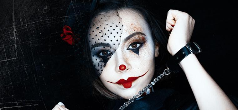 ideas para una maquillaje de halloween