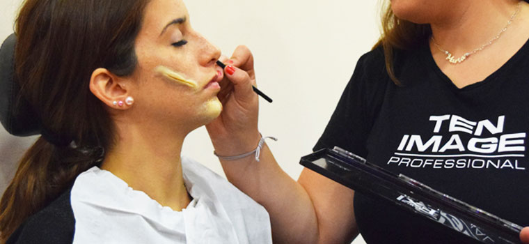 maquillaje profesional para Carnaval