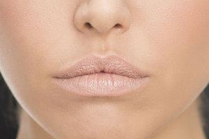 labios novia romántica