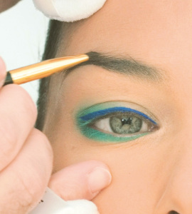 maquillaje cejas