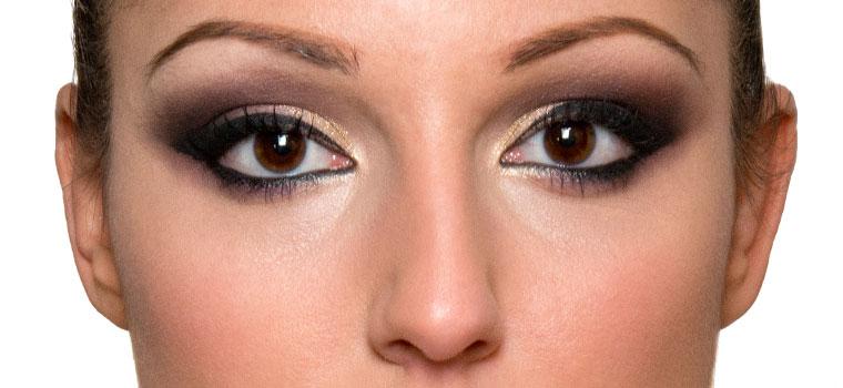 08fca3638 Productos básicos para un maquillaje de noche | Ten Image