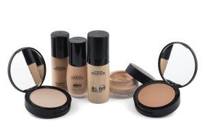 maquillaje de noche