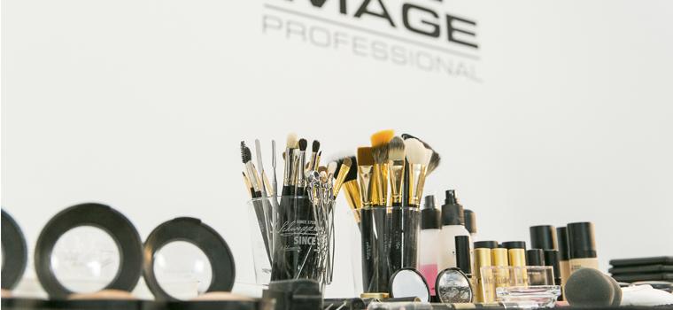set de maquillaje profesional