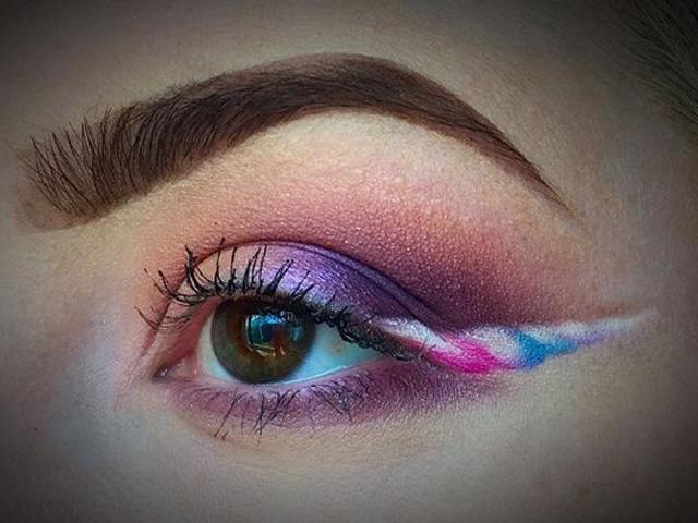 Maquillaje De Unicornio Para Tus Ojos Ten Image